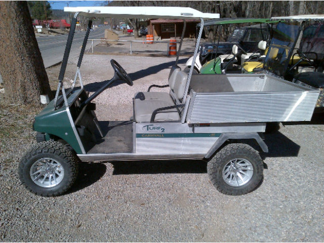 Club Car Turf  Lift Kit