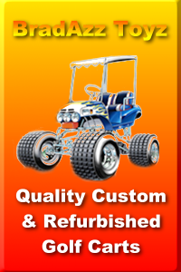 Quality Refurbished Golf Carts